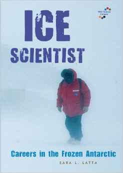 Ice Scientist cover and link to Amazon.com